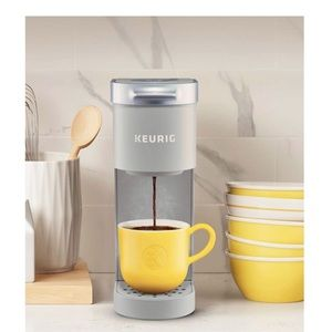 Keurig Mini Gray Coffee Maker